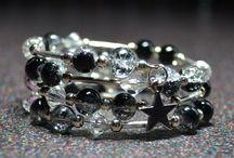 Handmade Bracelets Crea Beads / Verschillende soorten zelfgemaakte armbanden