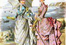 Fashion Plates 1886