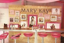 Mary Kay Office Ideas