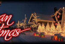 VIDEOS: Christmas lights