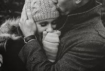 Winter Photoshoot Couples
