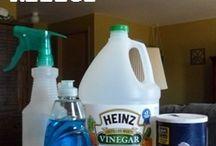 Homemade Household Produts