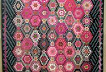Hexagon Quilt Muster