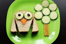Snack ideas for school / by Pamela Penton