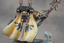 Warhammer 40k / Warhammer 40k models  / by Tri Chu