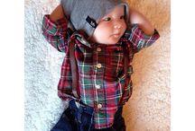 Bebês estilosos