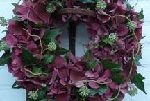 hortensia kransen enz,