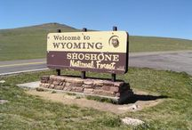 The Mountains Are Calling and I Must Go- I want to move back to Wyoming / by Krista Marie