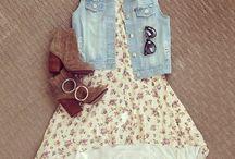 • Dress up •