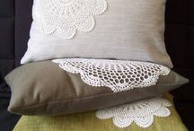 Re-Loving Yiayia's Doilies