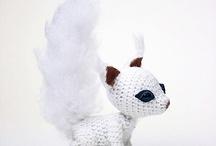 Crochet Animals - Forest, Wildernes