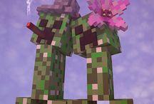 Minecraft artwork