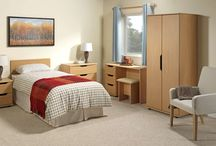 Hotel and Care Home Furniture / A selection of bedroom furniture for care homes, #furniture http://www.direct-fabrics.co.uk/furniture/care-home-furniture  Full selection fo furniture for hotel bedrooms, all delivered ready assembled.