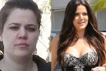 Celeb's  before  and  after