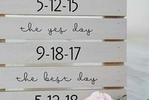 Wedding / Just some ideas for my big day