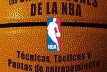 Libros de Baloncesto / Gran variedad de libros relacionados con el Baloncesto