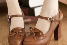 Classic Lolita shoes