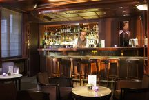 Bar  / The bar of the Hôtel Splendid Etoile is open from monday to saturday from 4.30pm  to 0 pm.