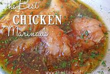 Sauces/Marinades / by Beth Featherston-Graves