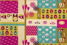 Fabric possibilites for the aprons i am gonna have my Gal @Fried Green Aprons!!! / by JoAnna:GlutenFreeChef&HE