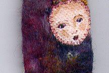 Textiel kunst