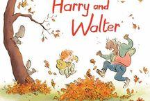 Intergenerational Friendships / Picture books celebrating friendships between children and the elderly
