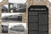 Stichting 162 = WD 33 / WD 33 / WD 70033 from 1941 in preservation in the Netherlands