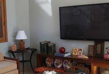 Sala de Estar / Algumas fotos da minha Sala de Estar