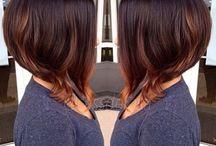 Shorter Length Hair Cuts