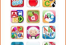 home ed: kid apps n techy stuffs