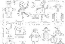 Robots kleuters