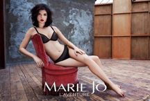 Marie Jo L'Aventure / Tired of the frilly pastel styles of Spring/Summer? Then, buckle up for the sensual, heart-racing styles of Marie Jo L'Aventure Fall/Winter 2015 collection. Inspired by the glamour of rock'n'roll's most iconic artists, we present to you the entire collection of L'Aventure FW15 lingerie line.