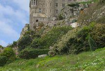 kastelen/Paleizen in Engeland