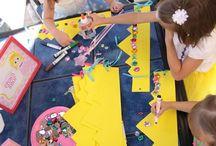 Girls kinderfeestje