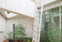 ウッドデッキ / Wood deck