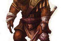 Beastmen -- Bear