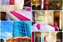Hotels in Surabaya / Several hotels in Surabaya from * Hotel to ***** Hotel.