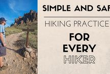 Simple and Safe Hiking Practices