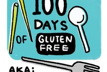 100 Days of Gluten Free / Ongoing project where I illustrate and share things I eat. I have Celiac disease and often you are faced with what you can't eat - I wanted a place to share all the yummy things that we CAN eat.