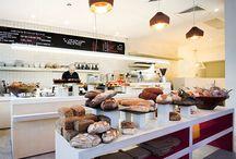 Cafe / Bakery Design / by LBC Lighting