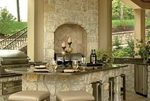 Outdoor Spaces / by Michelle Taylor
