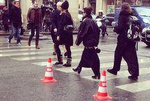 Paris Fashion week / Meanwhile in Paris....