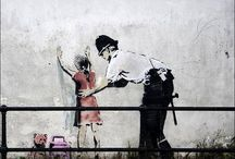 street art / by Steve Gustafsson