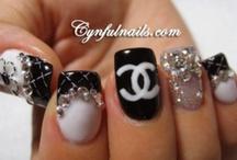 nails / by Glenna Livingston
