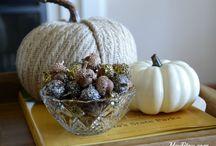 {Season ~ Fall} / Home Décor Ideas for Fall