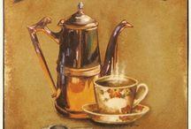 Tea, tea and more tea