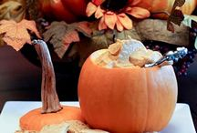 Pumpkin Recipes / Deliciously delightful recipes that celebrate the tastiness of pumpkin.