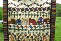 Quilting - Rows