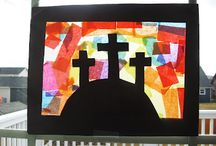 Crucifixion/Resurrection day  / by Nicole Henderson