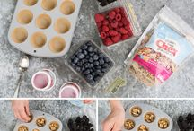 Food. snack ideas